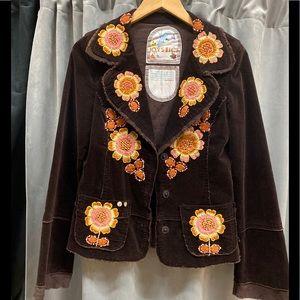 •Joystick Embroider Jacket